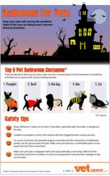 Halloween safety tips for dogs and cats